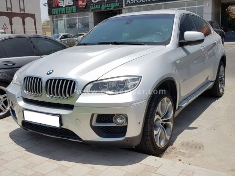 2013 BMW X6 xDrive 50i