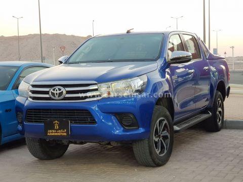 2018 Toyota Hilux 2.7 VVTi 4x4 SR5