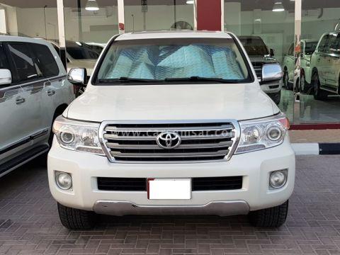2014 Toyota Land Cruiser VXR