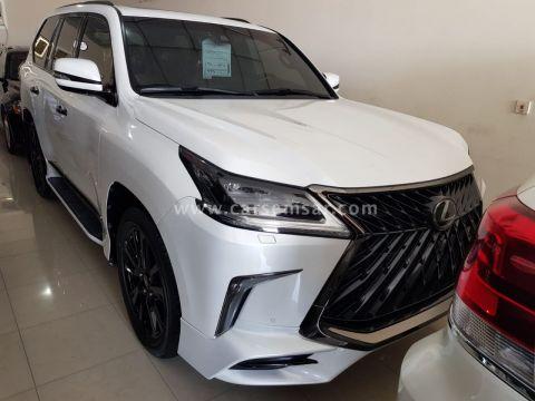 2019 Lexus LX 570 Black Edition Sport