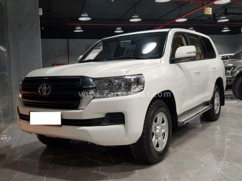 2020 Toyota Land Cruiser G