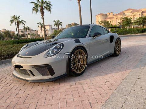 2019 بورشه 911 GT3 Rs