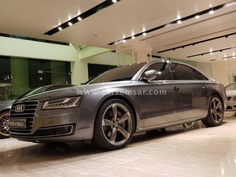 2015 Audi A8 L 60 TFSI
