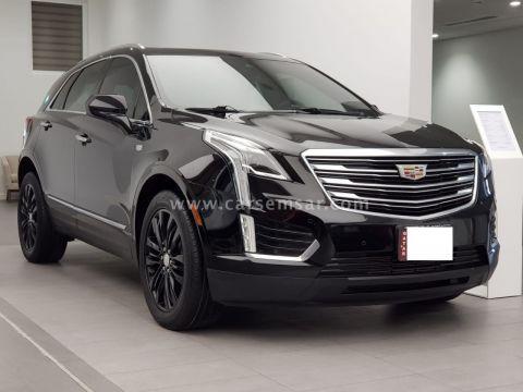 2017 Cadillac XT5  V6