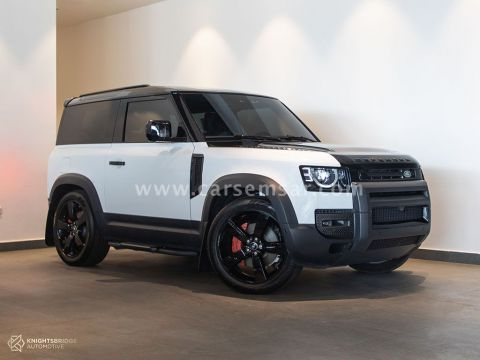 2021 Land Rover Defender 90 HSE
