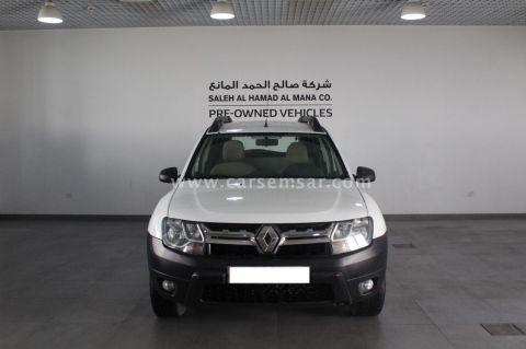 2017 Renault Duster 2.0