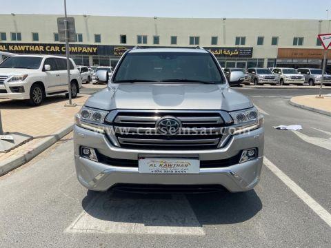 2016 Toyota Land Cruiser VXS