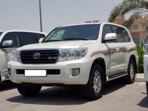 2013 Toyota Land Cruiser GX