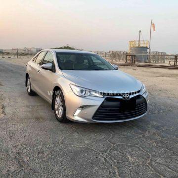 2017 Toyota Camry GL