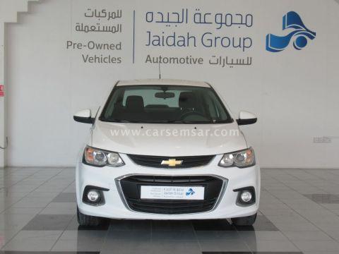 2018 Chevrolet Aveo 1.6