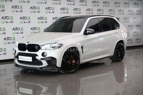 2015 BMW X5 M50i