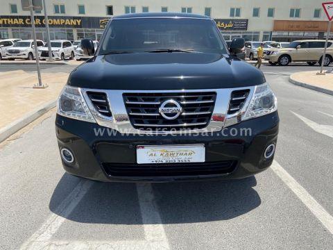 2017 Nissan Patrol Platinum