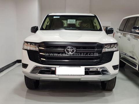 2022 Toyota Land Cruiser G