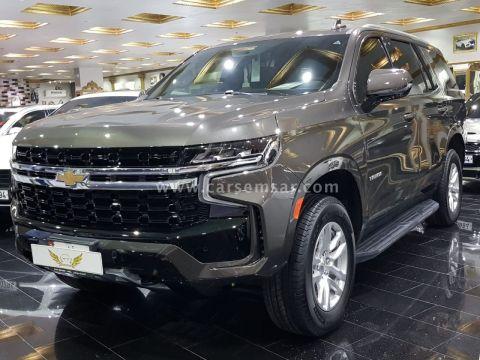 2021 Chevrolet Tahoe LS
