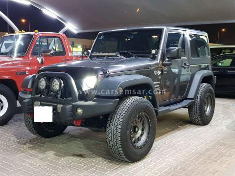 2016 Jeep Wrangler 4.0 Sport