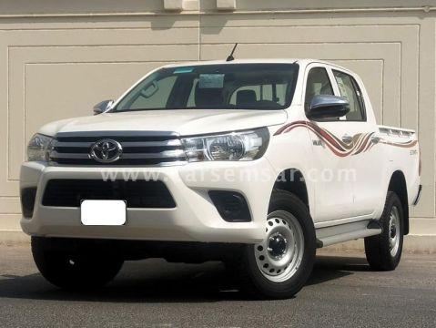 2021 Toyota Hilux 2.7 4x4