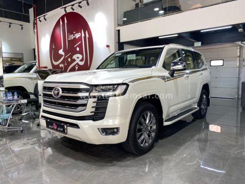 2022 Toyota Land Cruiser VX Twin turbo