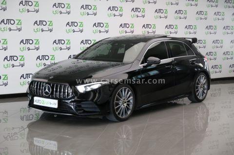 2019 Mercedes-Benz A-Class A 250
