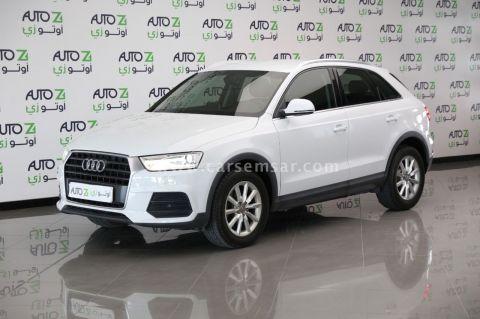2018 Audi Q3 30 TFSI