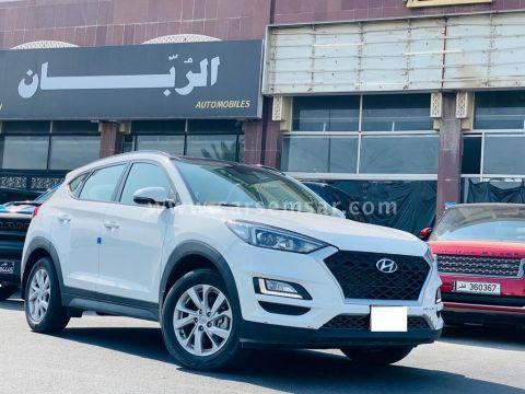 2019 Hyundai Tucson 1.6 Turbo