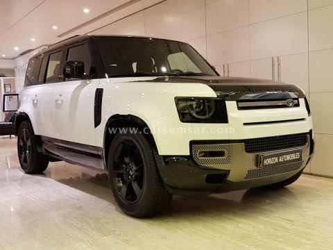 2021 Land Rover Defender P 400 SE