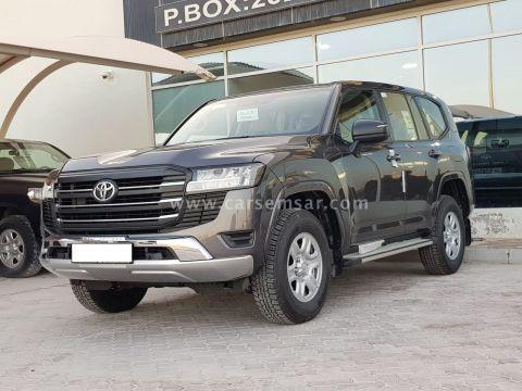2022 Toyota Land Cruiser GX