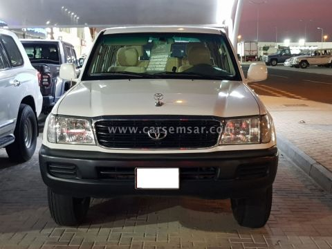 2002 Toyota Land Cruiser GX