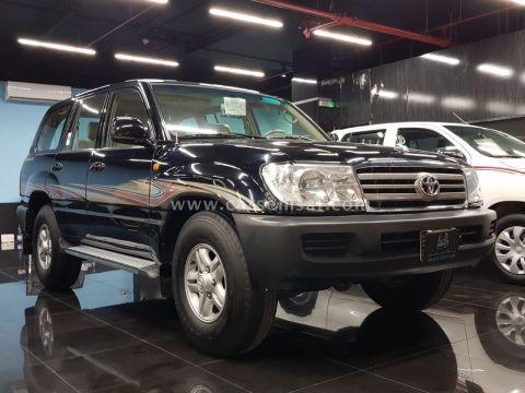 2005 Toyota Land Cruiser GX