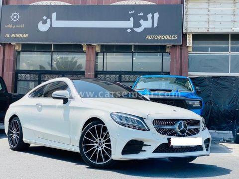 2020 Mercedes-Benz C-Class 200 Coupe
