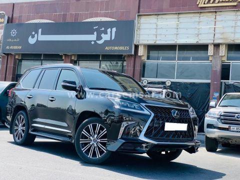 2019 Lexus LX 570 Sport