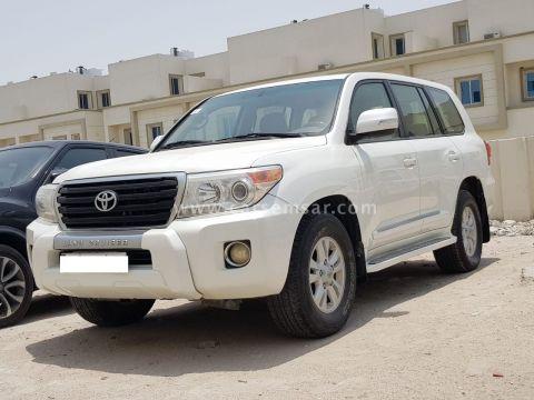 2012 Toyota Land Cruiser GXR