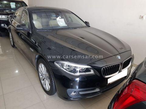 2014 BMW 5-Series 525i