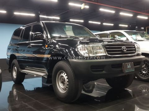 2000 Toyota Land Cruiser GX