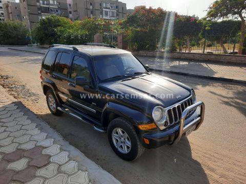 2007 Jeep Liberty Limited 4x4
