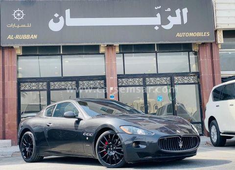 2010 Maserati Gran GranTurismo