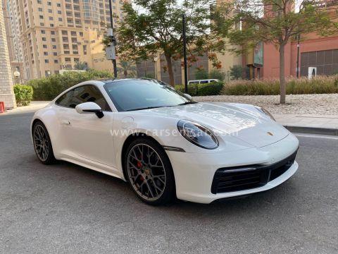 2020 Porsche 911 Carrera 4 S