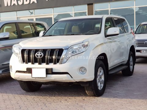 2017 Toyota Prado TXL