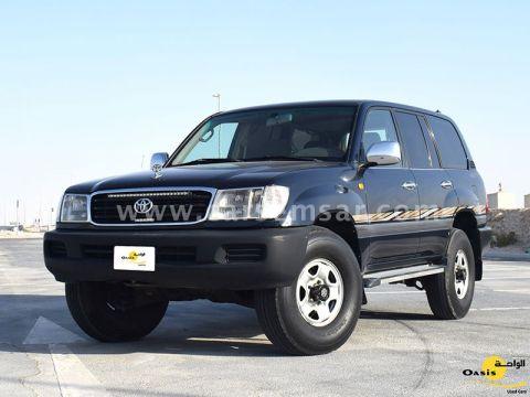 2000 Toyota Land Cruiser GXR