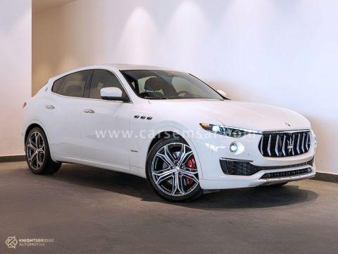 2020 Maserati Levante S 3.0