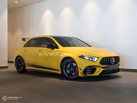 2020 Mercedes-Benz A-Class A 45S AMG