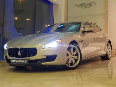 2015 Maserati Quattroporte S