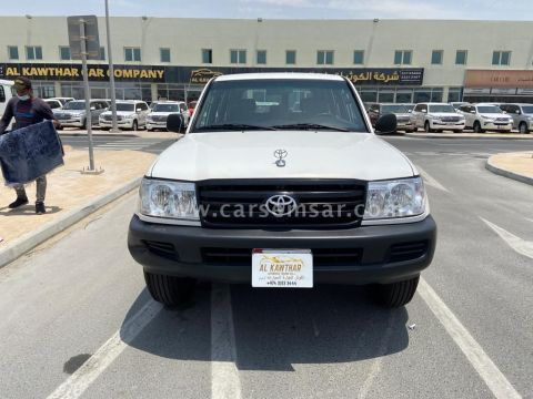 2003 Toyota Land Cruiser G