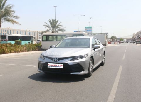 2021 Toyota Camry Limited
