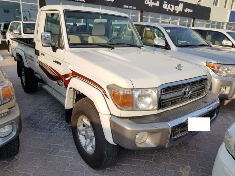 2008 Toyota Land Cruiser Pickup LX