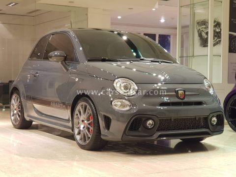 2021 Fiat 595 Competizione