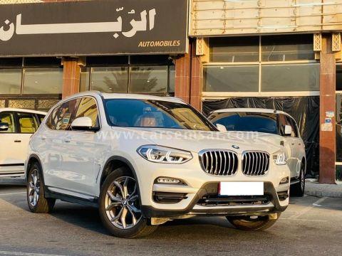 2019 BMW X3 2.0i