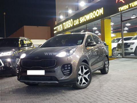 2019 Kia Sportage 2.0