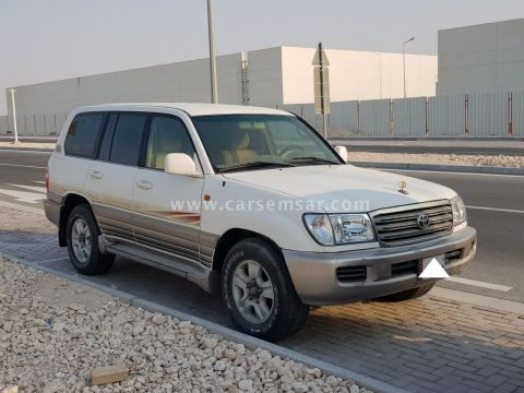 2003 Toyota Land Cruiser GXR