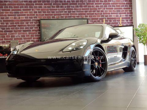 2021 Porsche Cayman 718 GTS