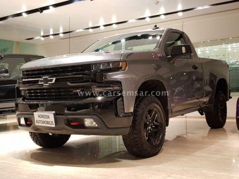 2021 Chevrolet Silverado Trail Boss LT